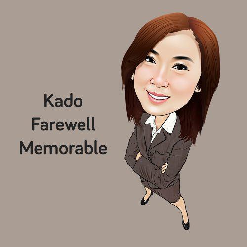 kado farewell