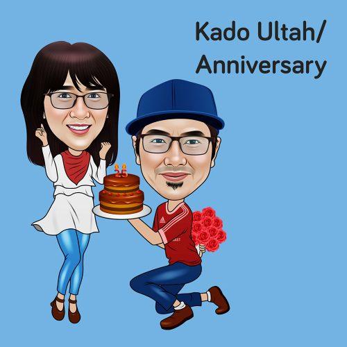 kado ulang tahun anniversary