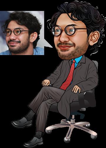jasa karikatur online